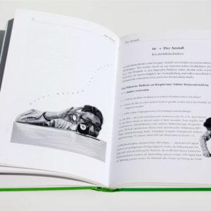 Innenseiten, intuitiv kreativ!, Buch, 224 Seiten, Hardcover, Kreativität, Intuition fördern,