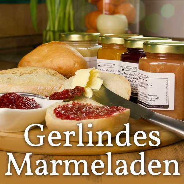 Marmeladen, Fruchtaufstrich, frühstücken